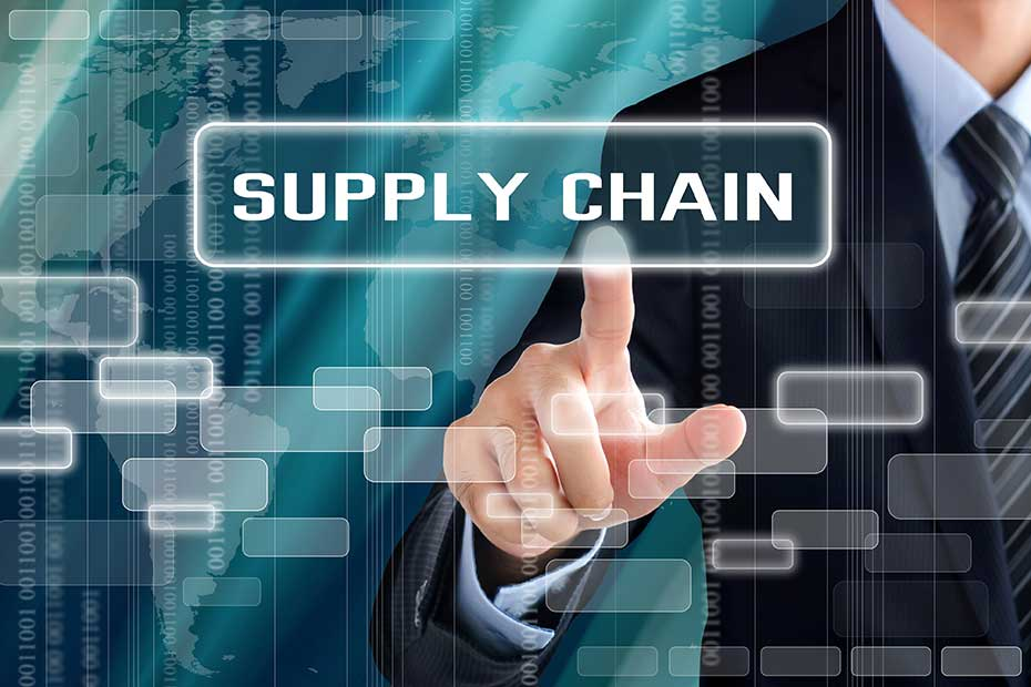 Website Supply Chain Management